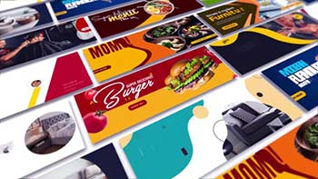 Facebook Cover Animated B152-33918240