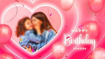 Happy Birthday Sandra Slideshow-33907133
