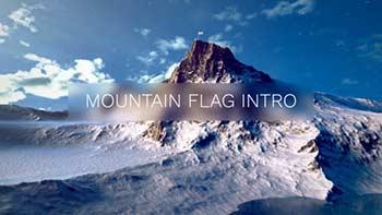 Mountain Flag Intro-33797074