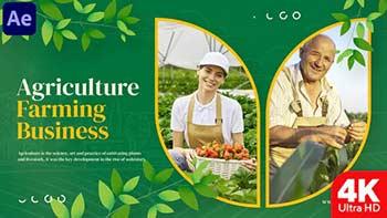 Agriculture Farming Business Slideshow-34275633