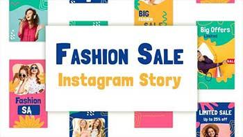 Fashion Sale instagram Stories-34308622