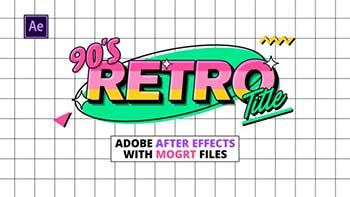 90s Retro Titles-30505196