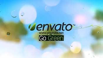 Go Green Logo Reveal-6578455