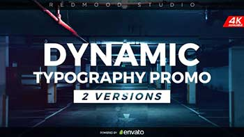 Dynamic Typography Promo-20593414