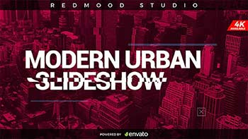 Modern Urban Slideshow-21329989