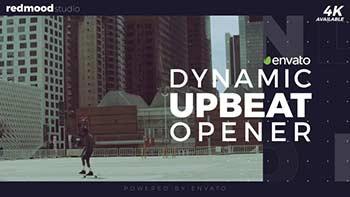 Dynamic Upbeat Opener-23367502