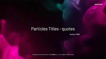 Particles Titles Quotes-34257329