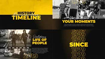 History Documentary Timeline-34345408