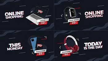 Cyber Monday Product Promo B183-34348537