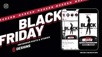 Black Friday Instagram Promo V72-34348657