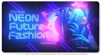 Neon Future Fashion-34372542
