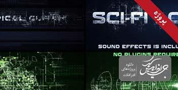 پروژه افترافکت Sci-Fi Electrical-12627271