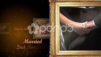 پروژه افترافکت Lovely Memories-56691810