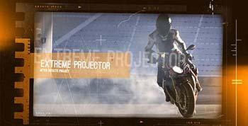 پروژه افترافکت Extreme Projector-6979122
