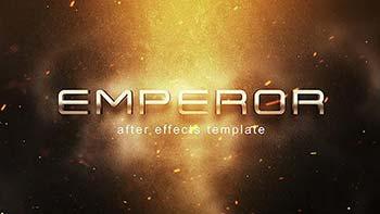 پروژه افترافکت Epic Trailer Titles-15298486