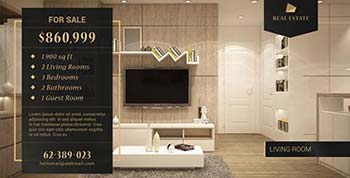 پروژه افترافکت Real Estate-15673034