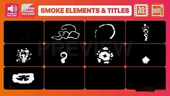 Flash FX Smoke Elements