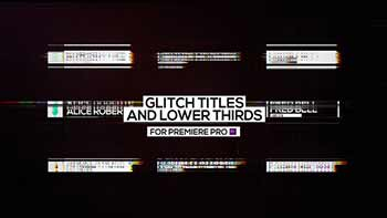 Glitch Titles and Lower