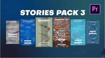 Stories Pack 3