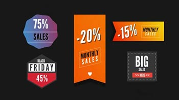 Sales Badges