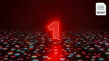 Glitch Countdown Title-27880369