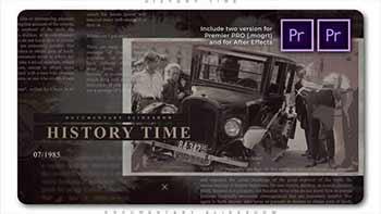 History Time Documentary Slideshow-28040663