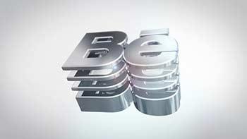 3D Simple Reflective Title-31812044
