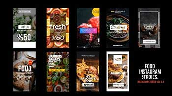 Food Istagram Stories-33152977
