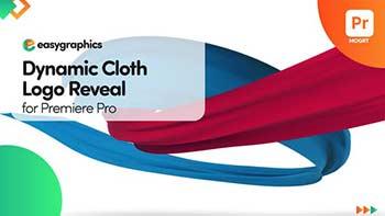 Dynamic Cloth Logo Reveal-33184474