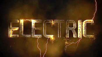 Cinematic Metal And Electricity Titles-585644