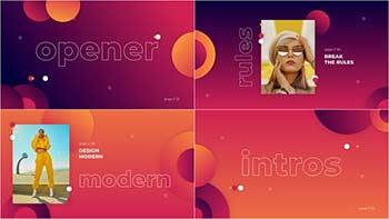 Modern Promo Stylish Intro-33299338