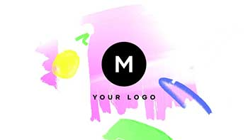 Hand Drawn Brush Logo-26091420
