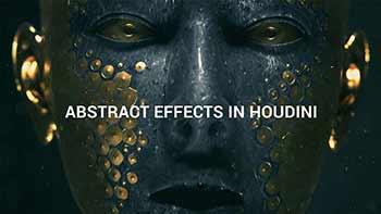 آموزش افکت های انتزاعی با هودینی