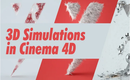 3D Simulations In Cinema 4D