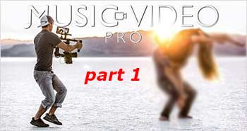 آموزش Music Video Pro 01